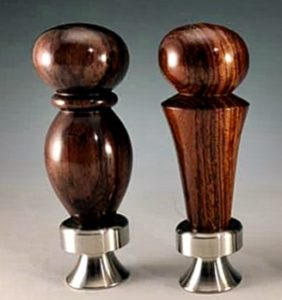 the best turned bottle stoppers made in America