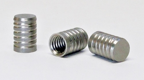 """stainless steel 3/8"""" threaded inserts"""
