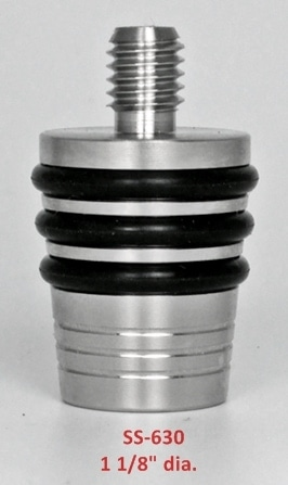 stainless steel bottle stopper for top shelf bourbon bottles